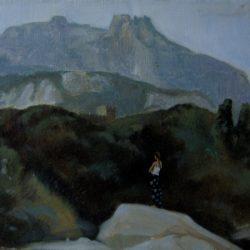 Ай-Петри. Крымские горы. Уединение