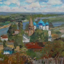 Владимирская область. Гороховец. Пейзаж