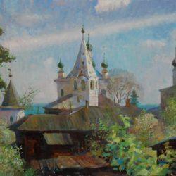 Город Юрьев-Польский. Владимирская область. Города России